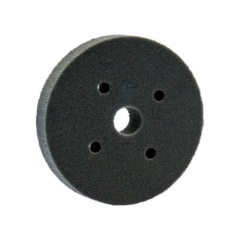 5 inch Polishing Black Foam Pad