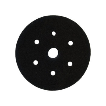 6 inch Polishing Black Foam Pad