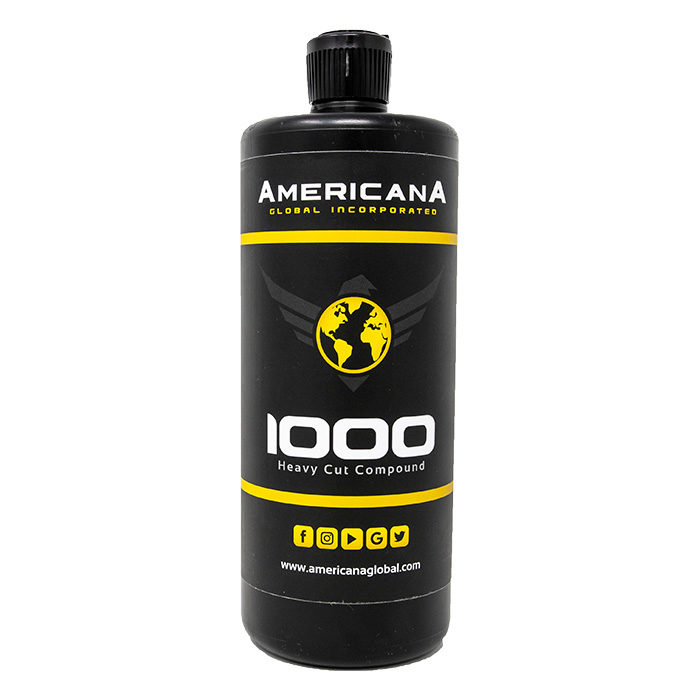 Americana Global 1000 Heavy Cut Compound 32OZ