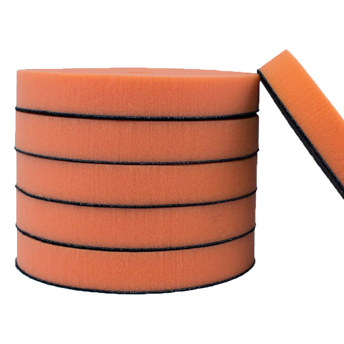 Medium Cut Orange Foam Pad All