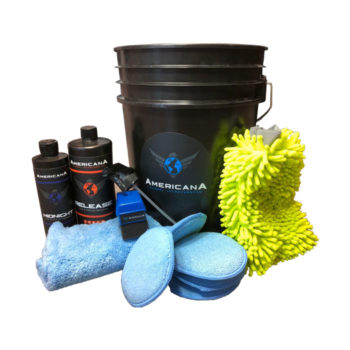 Tire & Trim Washing Kit