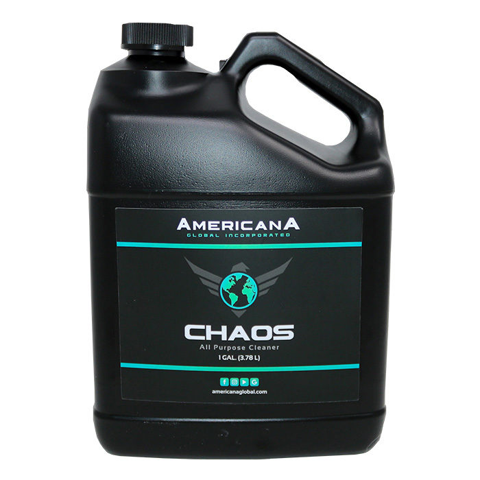 Americana Global Chaos All Purpose Cleaner Gallon